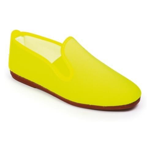Неоновый жёлтый