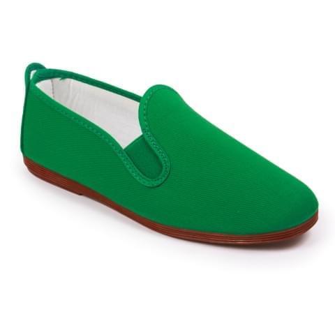 Зелёный
